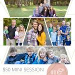 Fall 2014 Mini Sessions {Dallas, TX Holiday Photography}