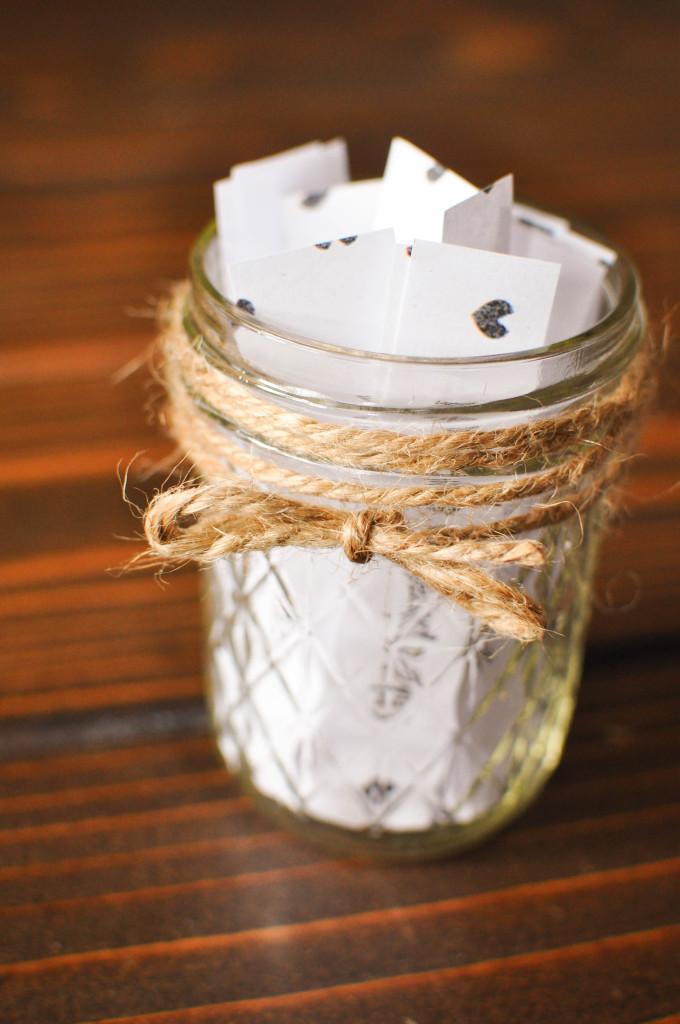 DIY Date Night Jar + Free Printable - Wit & Wander