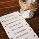 DIY Date Night Jar {Plus a Free Printable!}