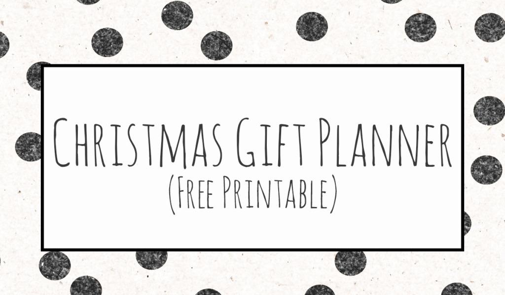 Gift Planner