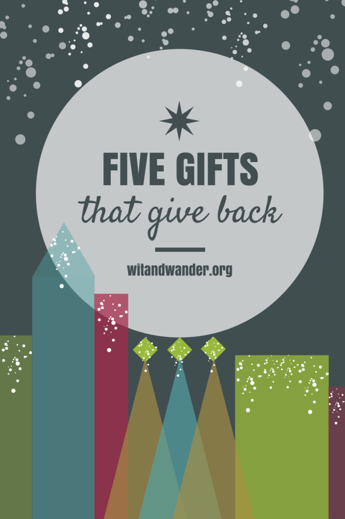 Gifts That Give Back - Wit & Wander