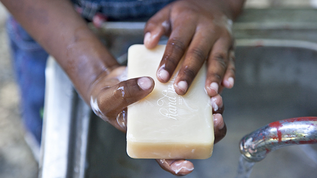 Hand in Hand Soap - Wit & Wander