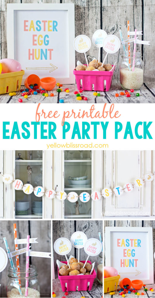 Easter - Party Pack - Wit & Wander