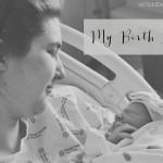 My Birth Story | Dallas, TX | A Happy Hospital Birth Story