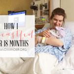 World Breastfeeding Week: How I Breastfed for 18 Months