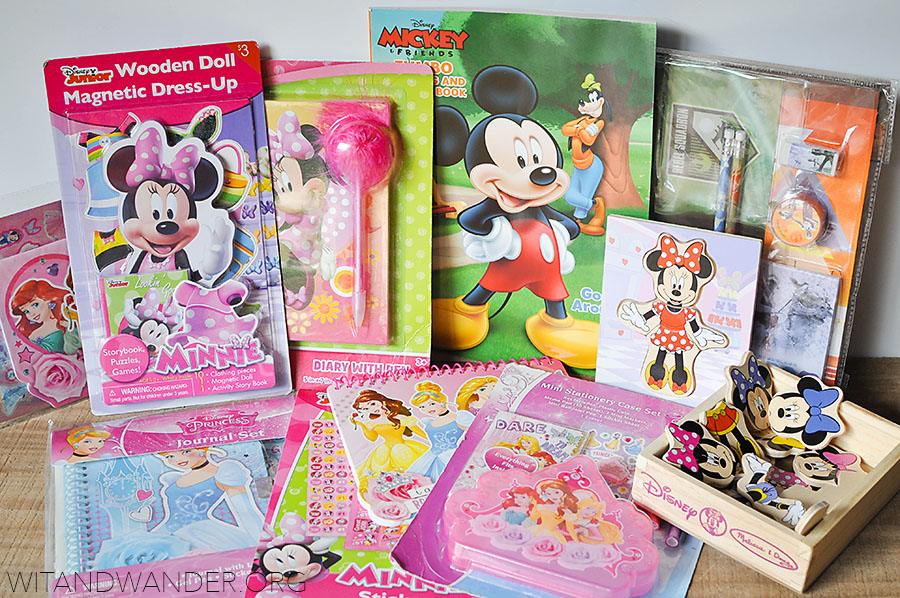 Disney World Countdown - Tinker Bell Gift Ideas | Wit & Wander 1
