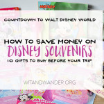 Top 10 Tinker Bell Gifts – Countdown to Walt Disney World