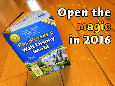 Best Disney World Planning Books 2016 - PassPorter's Walt Disney World | Wit & Wander