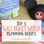 Best Walt Disney World Planning Books | Wit & Wander Header 2