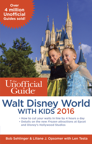 Best Disney World Planning Books 2016 - The Unofficial Guide to Walt Disney World with Kids | Wit & Wander