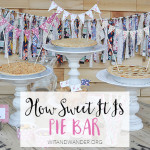 'How Sweet It Is' Pie Bar Party