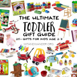 The Ultimate Toddler Gift Guide - Wit & Wander