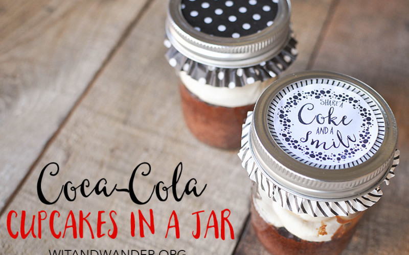 Black and White Coca-Cola Float Party - Wit & Wander