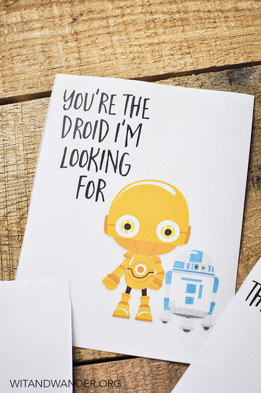 star wars valentine's day cards for kids  our handcrafted