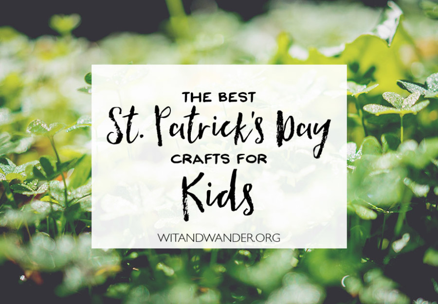 Best St. Patrick's Day Crafts for Kids | Wit & Wander
