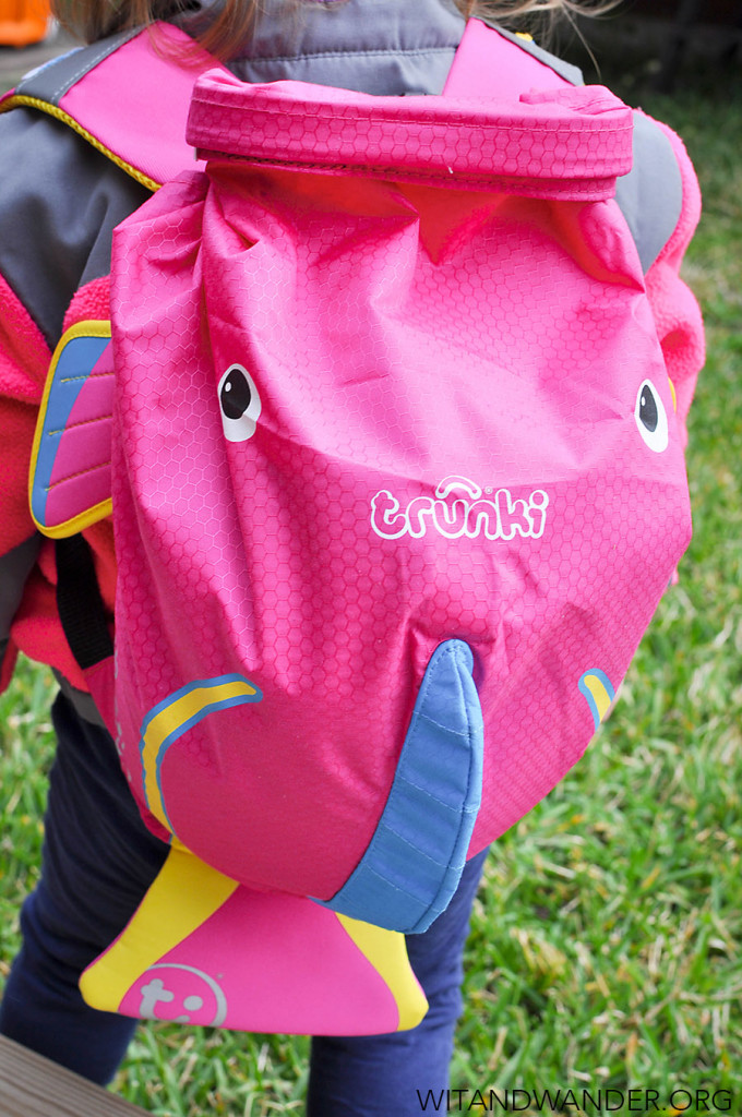 Trunki Paddlepak | Top Travel Gear for Kids | Wit & Wander