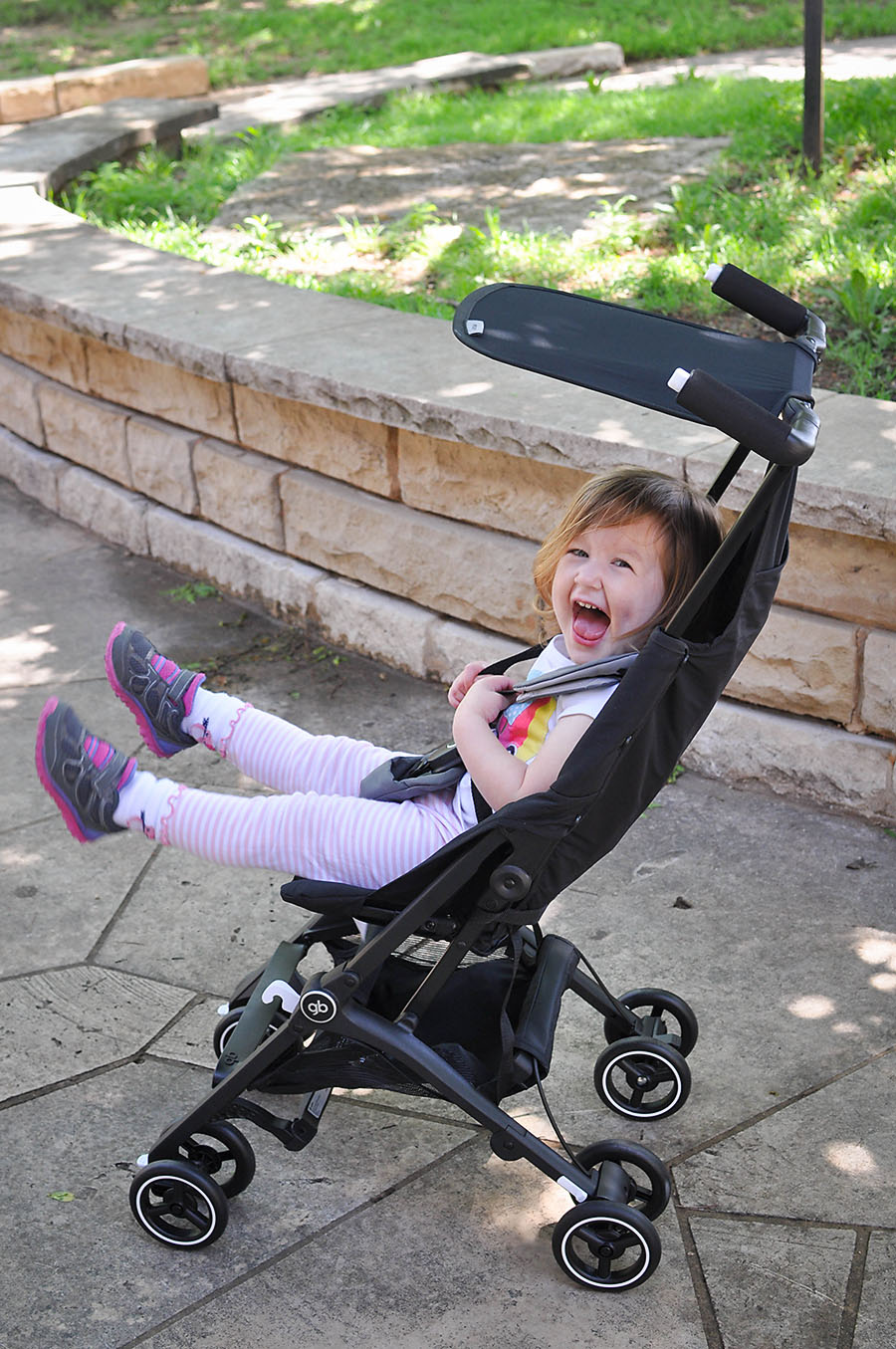 An Innovative Stroller for Travel | gb Pockit Review - Our ...