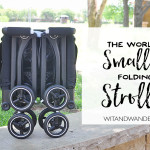 World's Smallest Stroller gb Pockit Review | Wit & Wander
