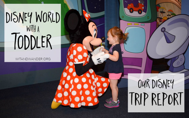 Walt Disney World 2016 - Our Disney Trip Report | Wit & Wander