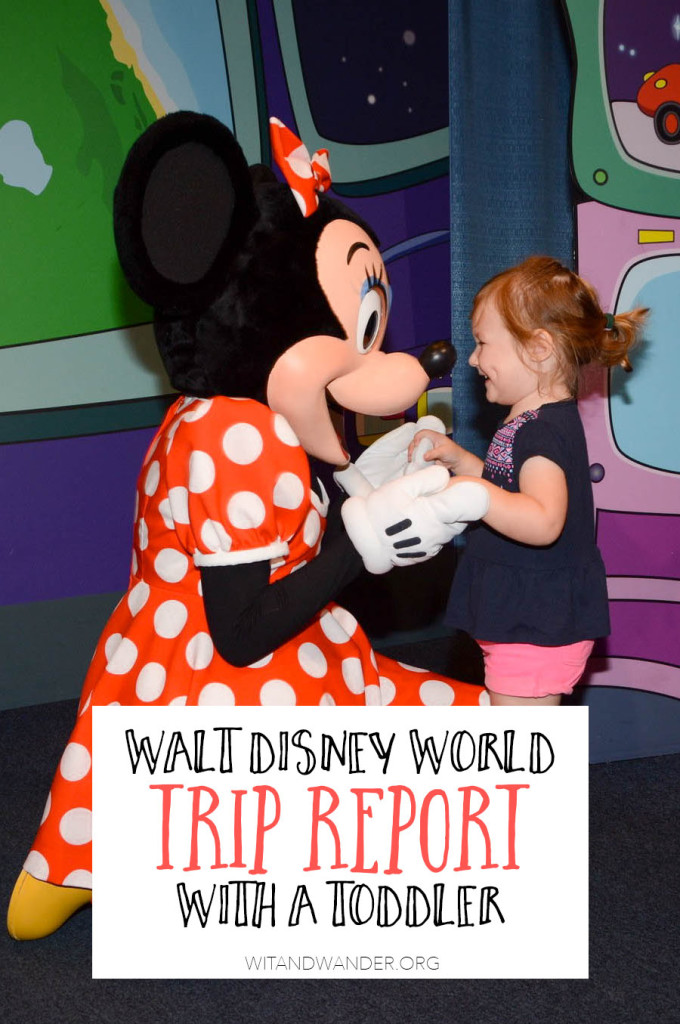 Walt Disney World 2016 - Our Disney World Trip Report | Wit & Wander