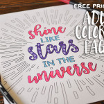 Free Printable Adult Coloring Pages – Hymns & Scripture
