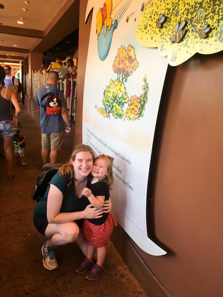 Winnie the Pooh - Walt Disney World 2016 - Our Disney Trip Report | Wit & Wander