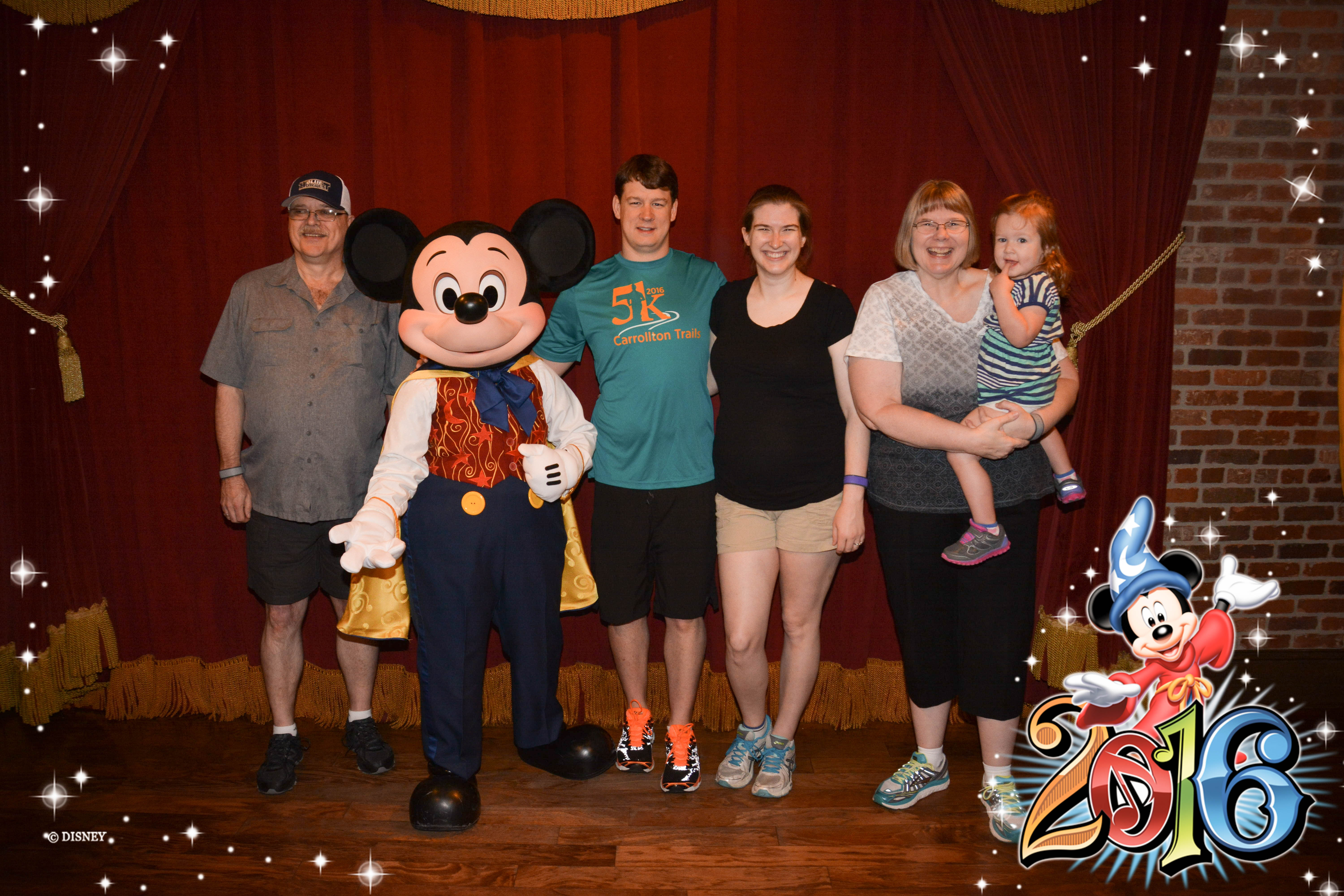 Disney World Trip Report  May 2016  Wit  Wander