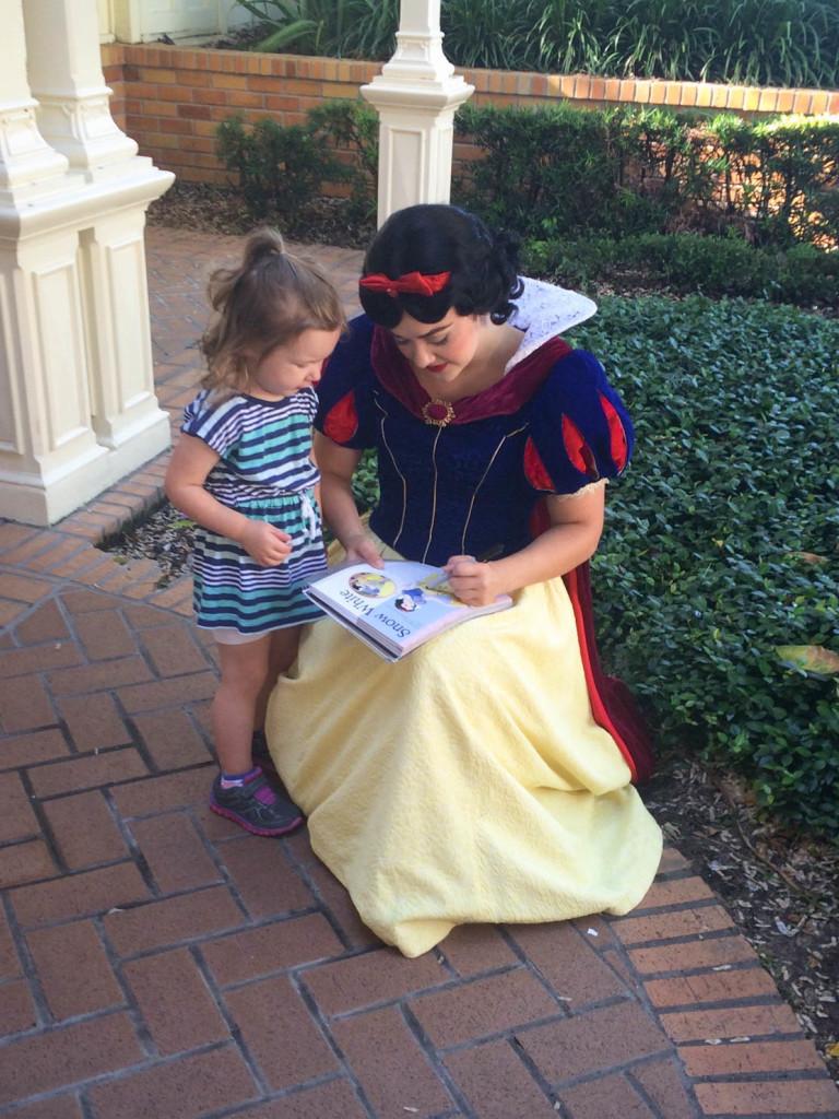 Snow White - Walt Disney World 2016 - Our Disney Trip Report | Wit & Wander