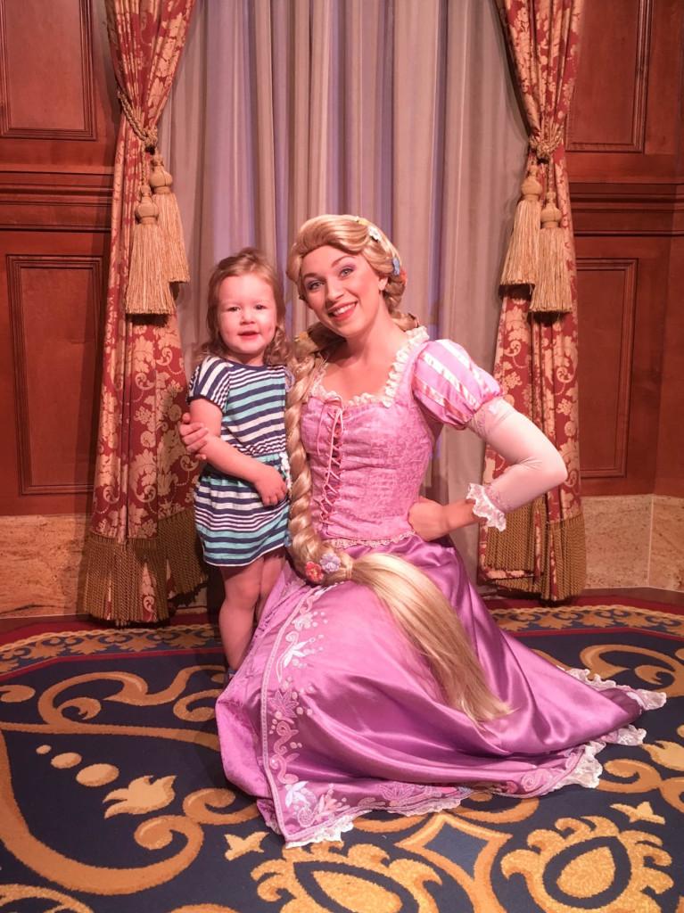 Rapunzel - Walt Disney World 2016 - Our Disney Trip Report | Wit & Wander