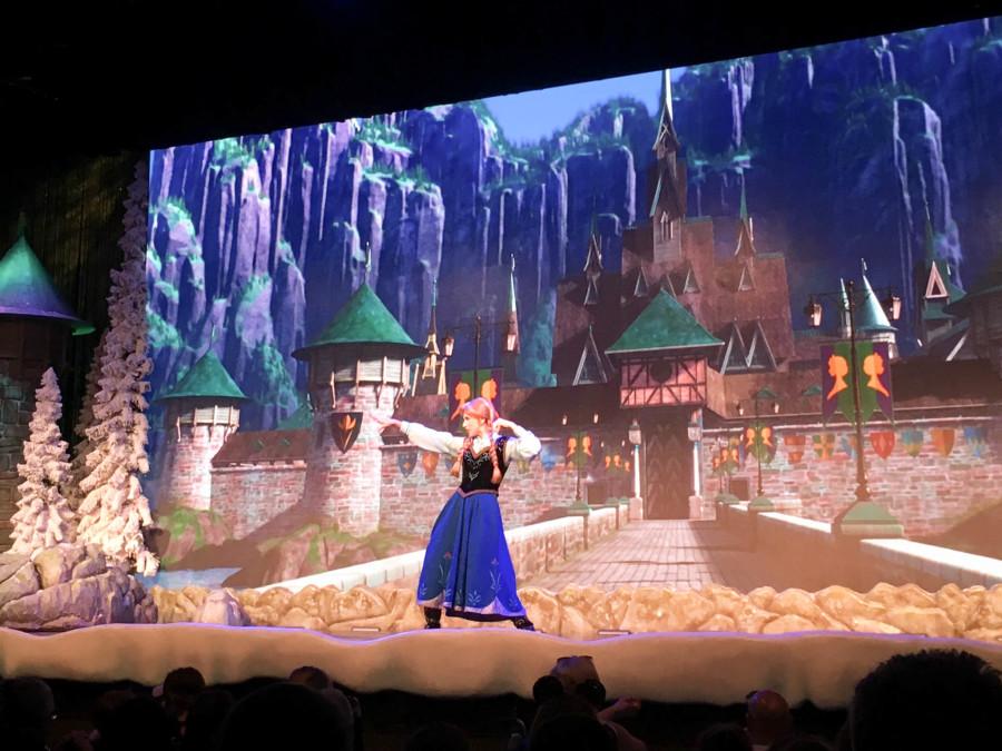 Frozen Sing Along Celebration - Walt Disney World 2016 - Our Disney Trip Report | Wit & Wander