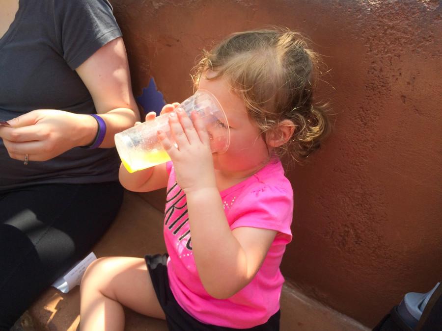 Dole Whip Float - Walt Disney World 2016 - Our Disney Trip Report | Wit & Wander