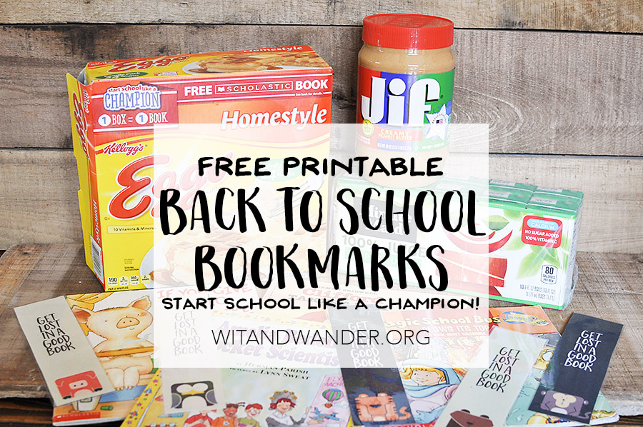 image regarding Free Printable Bookmarks identified as Free of charge Printable Bookmarks - Commence Higher education Such as a Winner