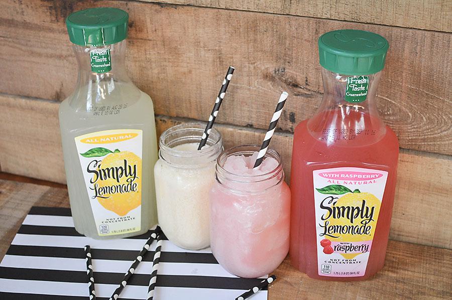 Simple Summer Recipe - Frozen Lemon Dreams | Wit & Wander 9