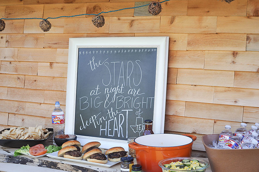 Texas Farm-to-Table Backyard Party | Wit & Wander