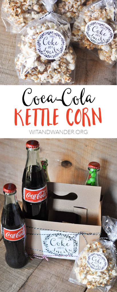 Coca-Cola Kettle Corn Recipe - Wit & Wander