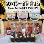 Scoops & Sprinkles – Ice Cream Taco Party