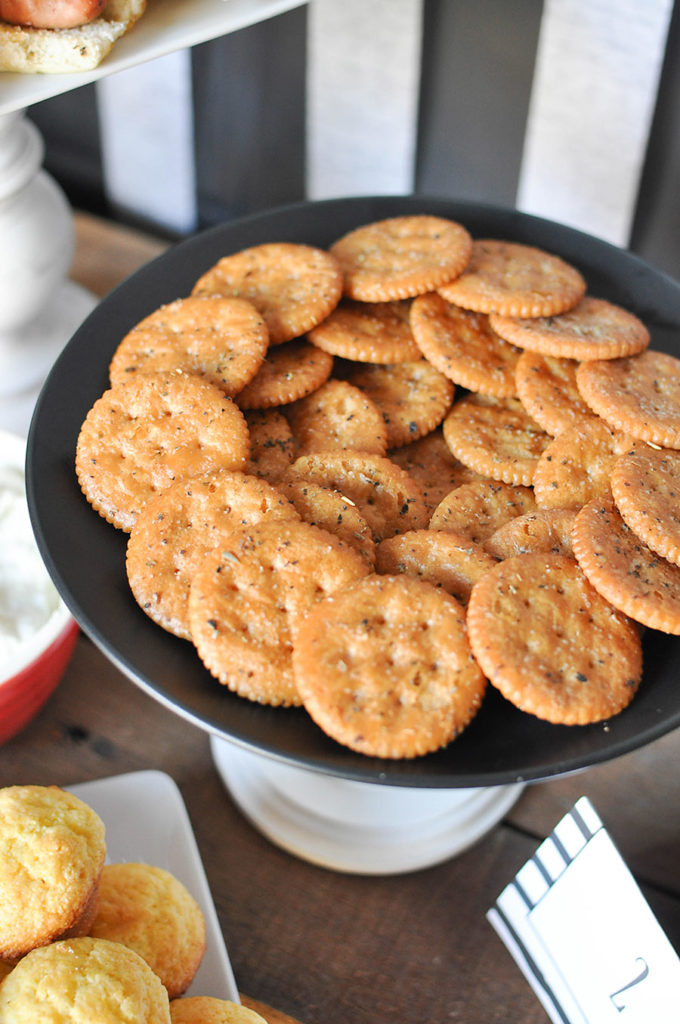 Seasoned Ritz Crackers | Wit & Wander 15 copy