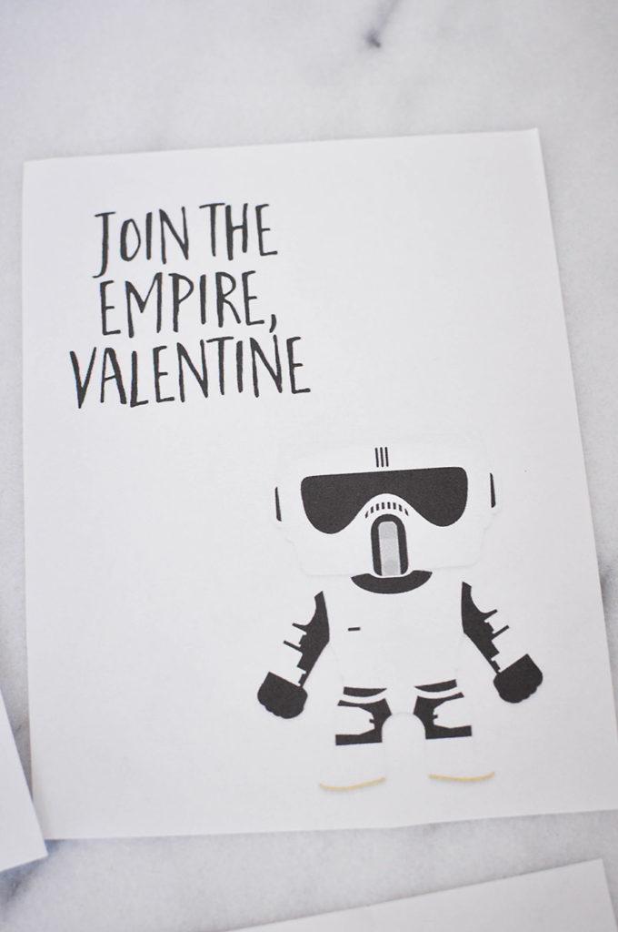 Star Wars Valentines Day Cards | Wit & Wander