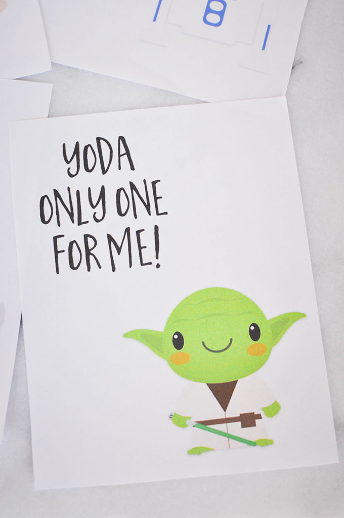 Star Wars Valentines Day Cards | Wit & Wander
