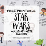 Star Wars Valentine's Day Cards – Part 3