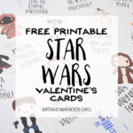 Star Wars: The Force Awakens Valentines Day Cards