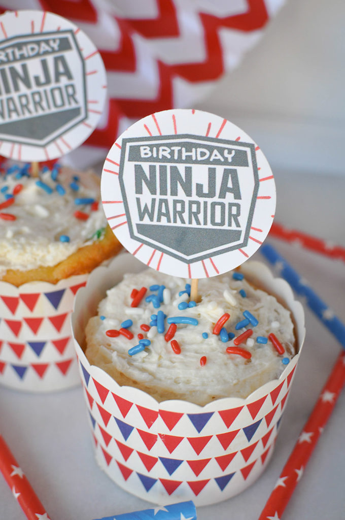 American Ninja Warrior Birthday Party | Wit & Wander