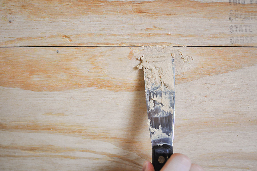 How to Make a Plank Wall - DIY Shiplap - Our Handcrafted Life