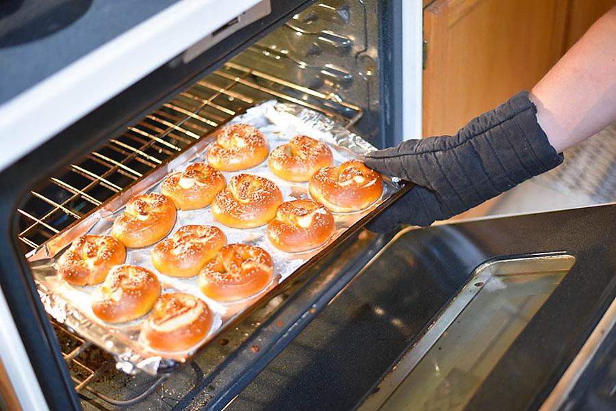 Classic Homemade Soft Pretzels - Our Handcrafted Life
