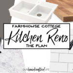 Our Kitchen Renovation – The Plan
