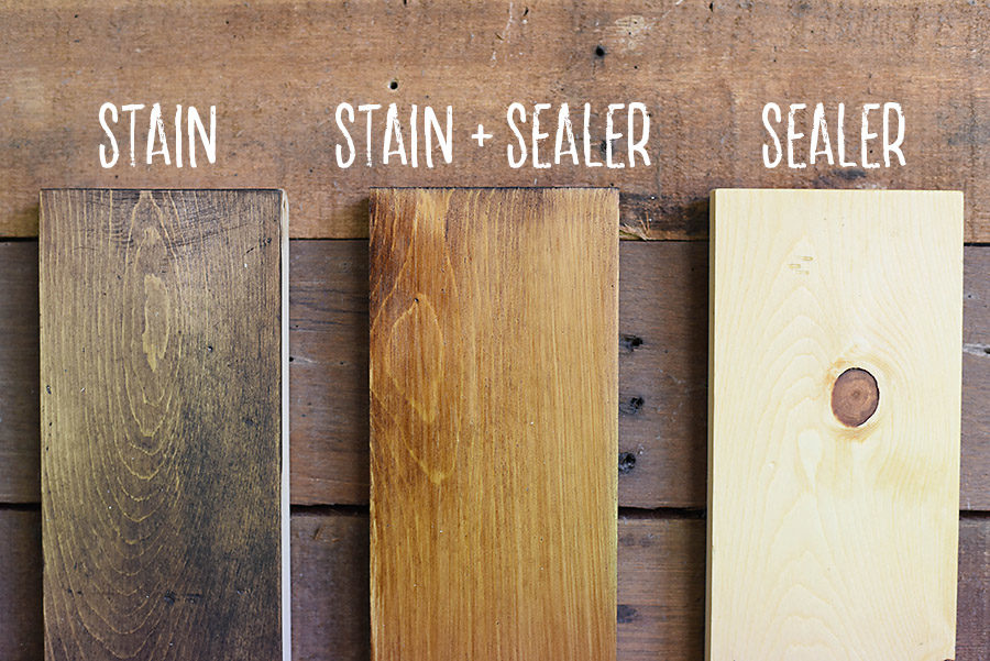 Stain Vs Sealer How To Sand Prep And Wood A Beginner S Guide