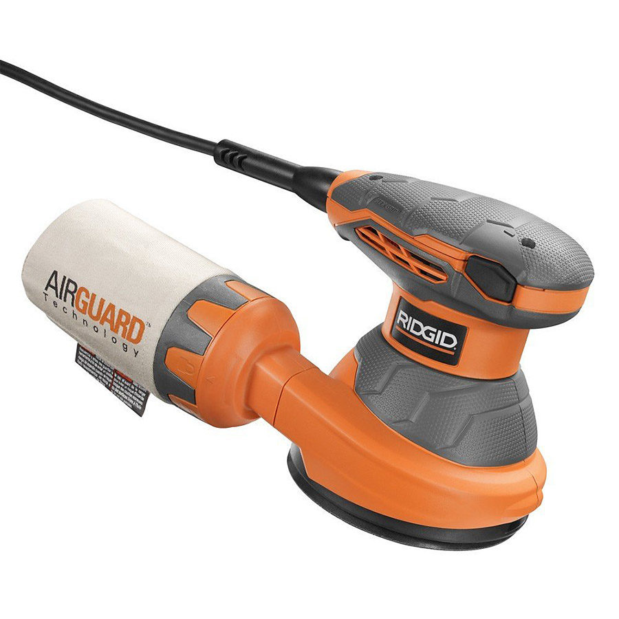 Random Orbit Sander - Power Tools for Beginners Our Handcrafted Life