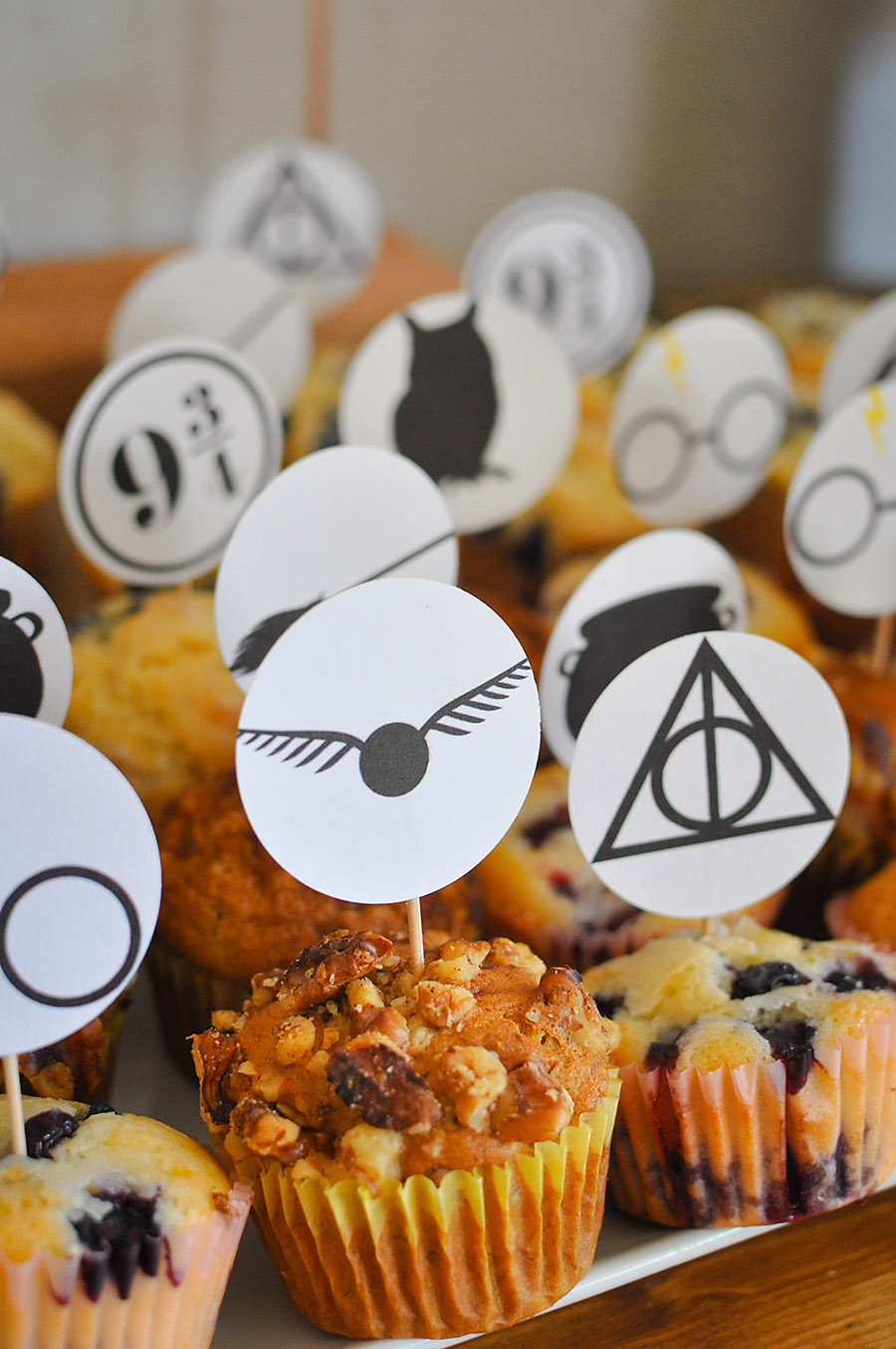 Harry Potter Baby Shower Ideas Amp Free Printables Our