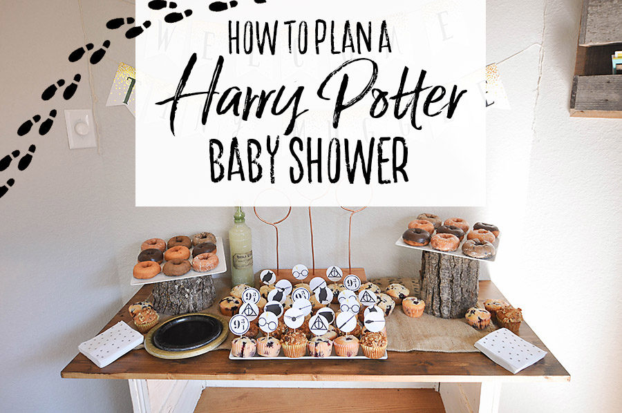 Harry Potter Baby Shower Ideas & Free Printables - Our ...