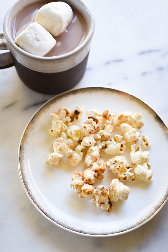Classic Cinnamon Roll Kettle Corn - Our Handcrafted Life